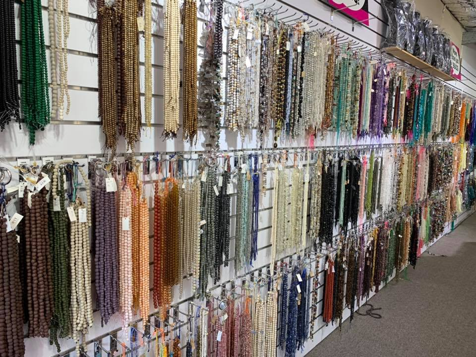 Bead Shop Wall